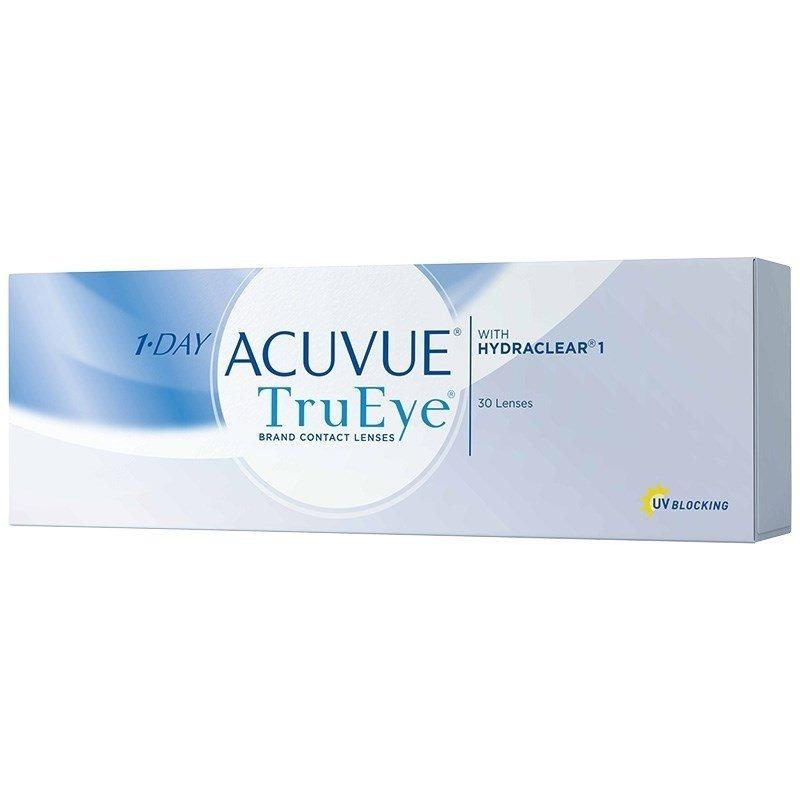 8af9fb39334d1 lentes de contato 1 day acuvue trueye miopia -4.00 b.c 8.5. Carregando zoom.