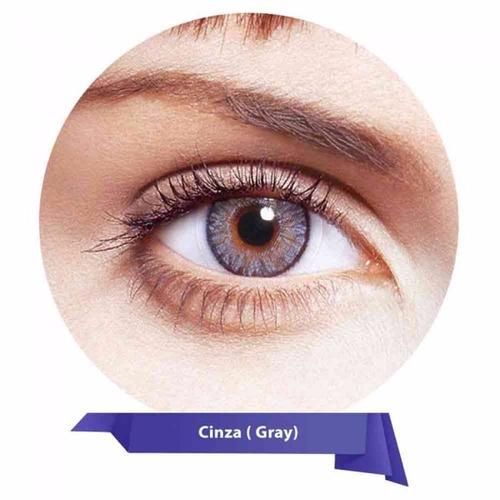 lentes de contato 100% naturais. produto genuíno. original
