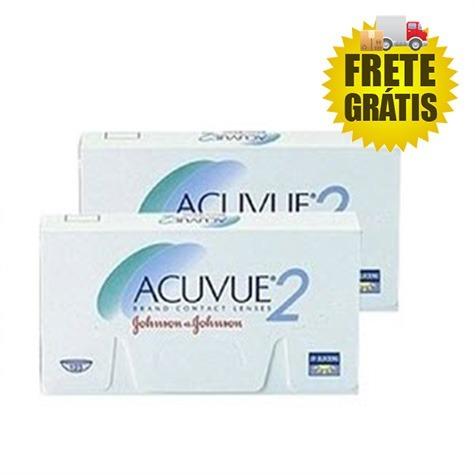 Lentes De Contato Acuvue 2 Johnson Grau -1.75 12 Und 6 Pares - R  218,00 em  Mercado Livre 0facfa416c