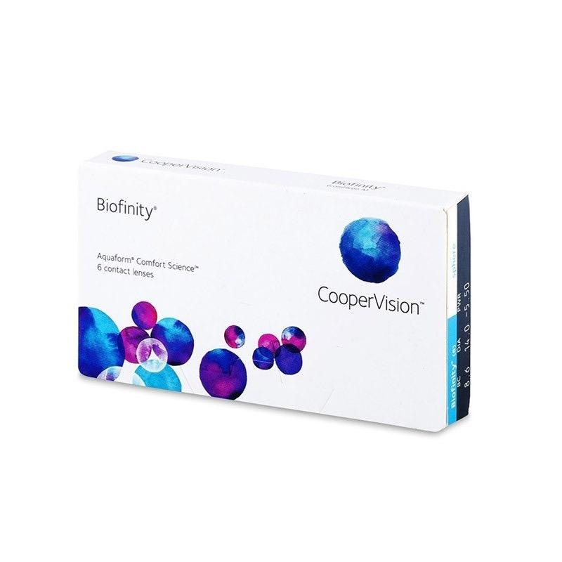 lentes de contato biofinity esferica - descarte mensal. Carregando zoom. e2c941fba9