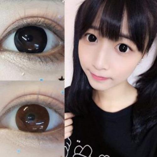 lentes de contato - circle lens - natural - fairy