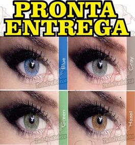 7d2415d4da Lentes De Contato Coloridas Validade 1 Ano Sem Grau - Lentes de Contato e  Acessórios no Mercado Livre Brasil