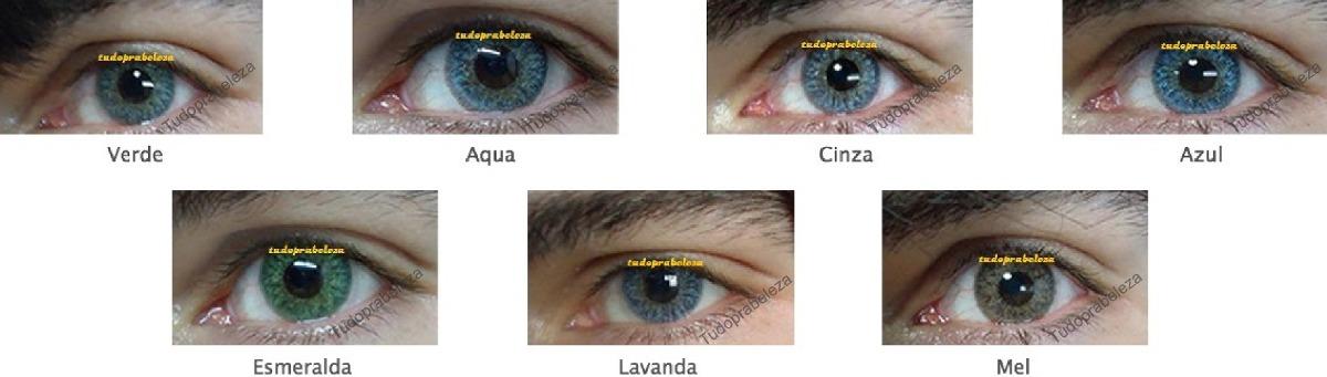 0b96cf8f1a lentes de contato coloridas color vision - sem grau. Carregando zoom.