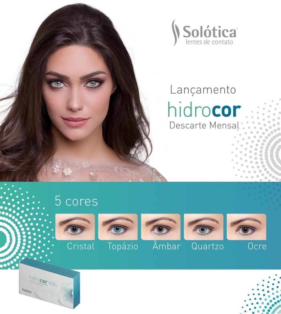 lentes de contato coloridas   mensal sem contorno + estojo. Carregando zoom. cab66c4ab2