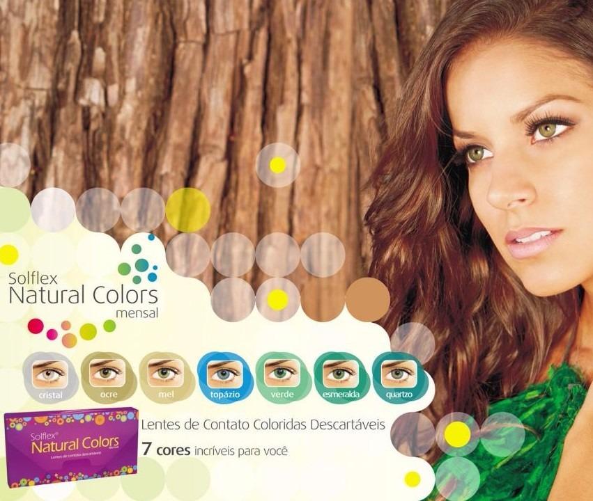 lentes de contato coloridas natural colors c  frete grátis. Carregando zoom. 381d3d42f4