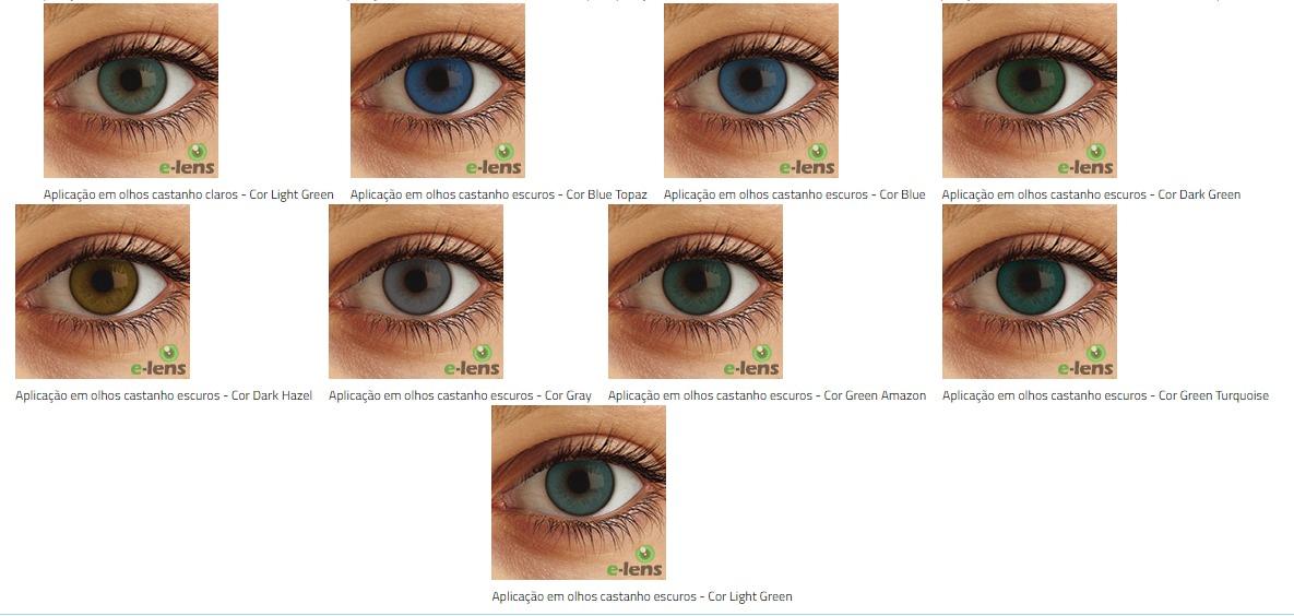 lentes de contato coloridas starcolors 2 - com e sem grau. Carregando zoom. cdda2c586f