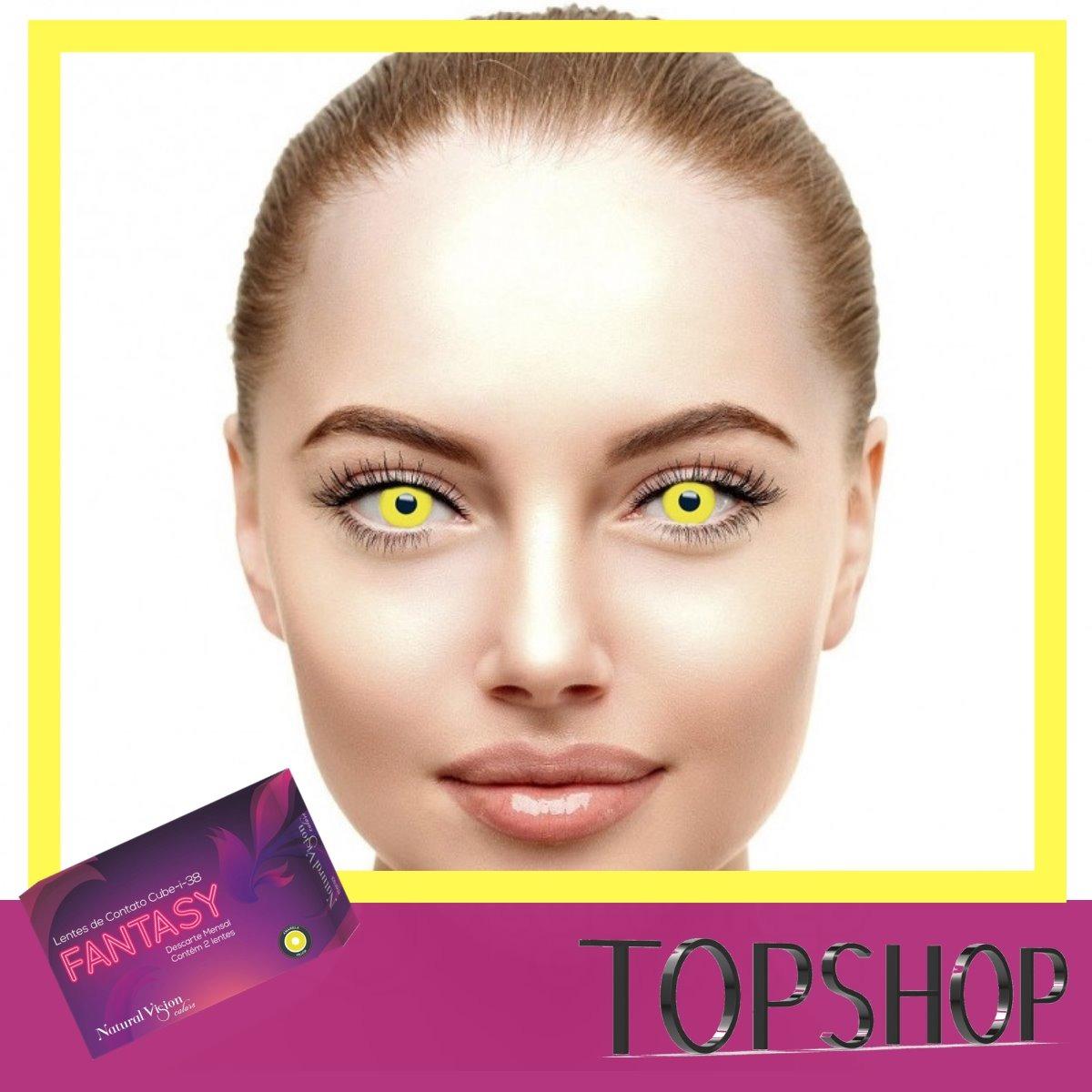 lentes de contato fantasy halloween natural vision promoção. Carregando  zoom. e9636ec6f3