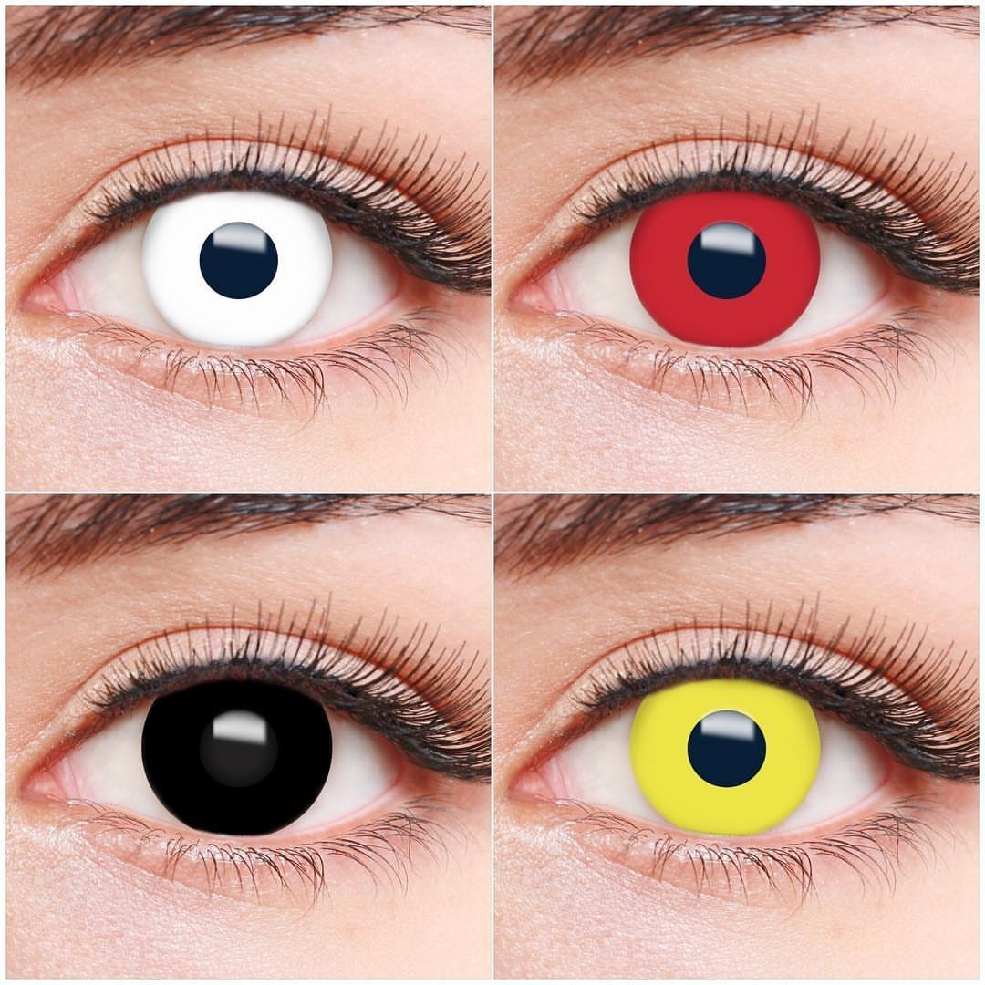 lentes de contato fantasy natural vision halloween   cosplay. Carregando  zoom. 44dccde71e