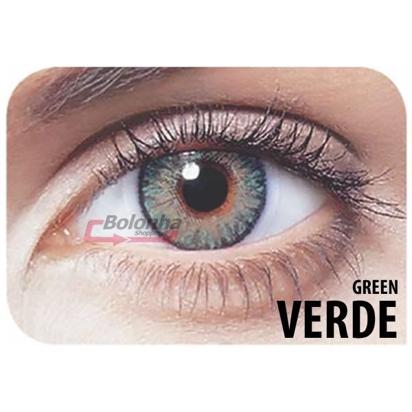 ad07e1834f Lentes De Contato Freshlook Colorblends Original C/sem Grau - R$ 79 ...