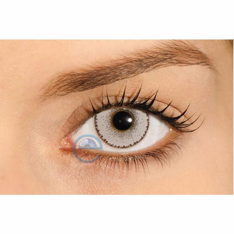 6d5eff4c10d1b lentes de contato hype, branca, vermelha, amarela - sem grau. Carregando  zoom.