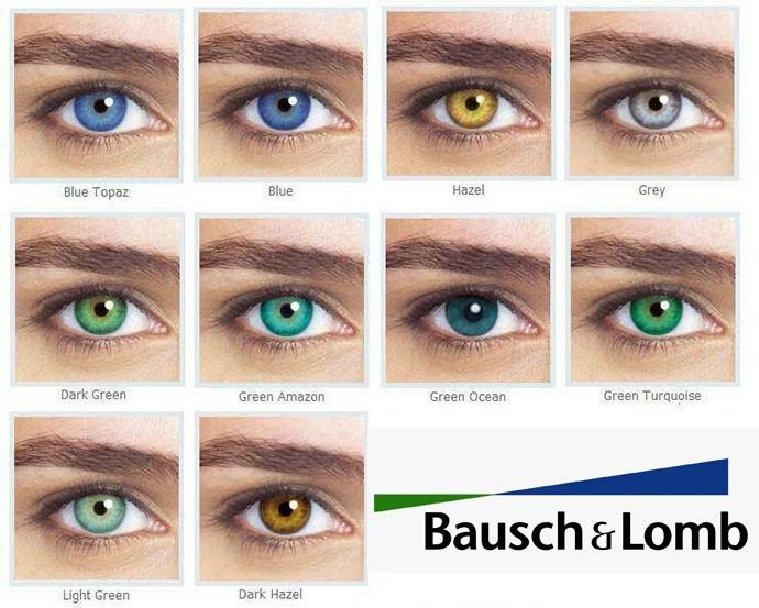 3369aa66a0f96 Lentes De Contato Natural Look Anual Bausch   Lomb + Estojo - R  179