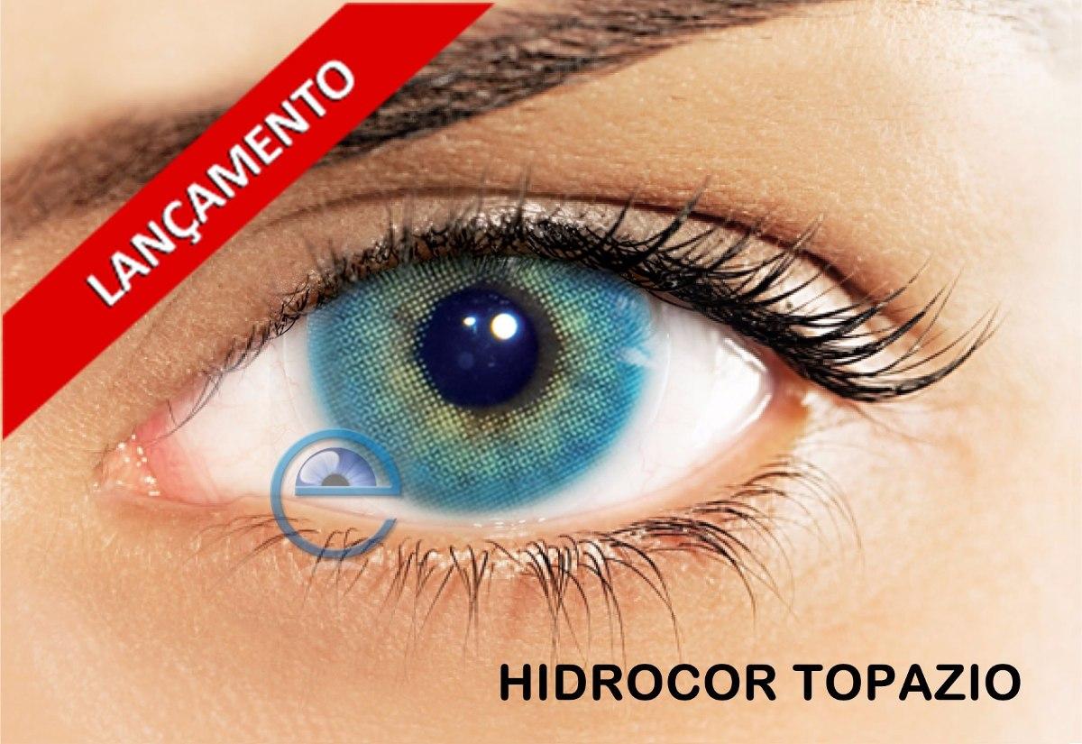 c5f407b4b4956 lentes de contato solotica hidrocor topazio. Carregando zoom.