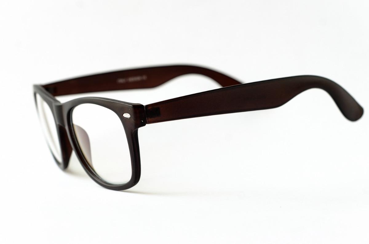 d8222051f8 lentes de descanso tipo jack wayfarer marco grueso café. Cargando zoom.