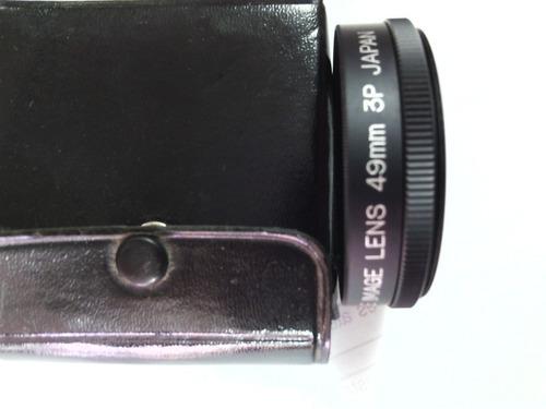 lentes de efectos para cámaras
