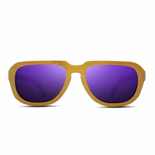 lentes de madera / marca ozader - kudos amatis