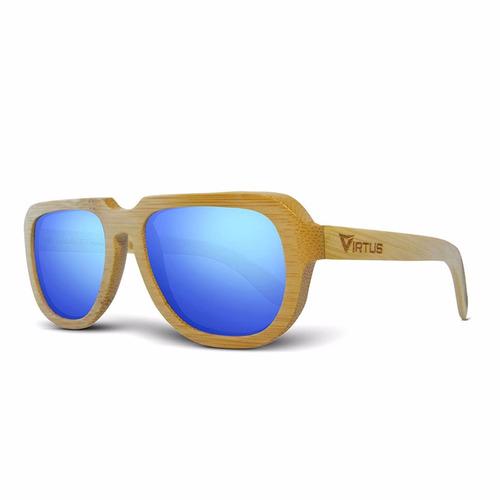 lentes de madera / marca ozader - kudos sea