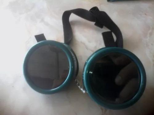 lentes de oxicorte y soldadura