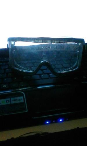 lentes de  paintball airsoft moto cross seguridad