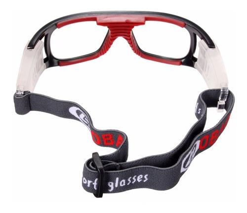 lentes de proteccion para deportes de contacto futbol, rubgy