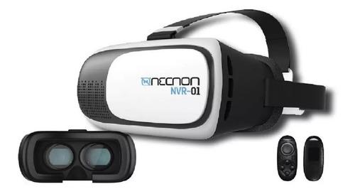 lentes de realidad virtual 3d vision 360grados necnon nvr-01