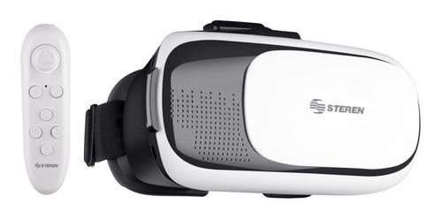 lentes de realidad virtual para smartphone con control remot