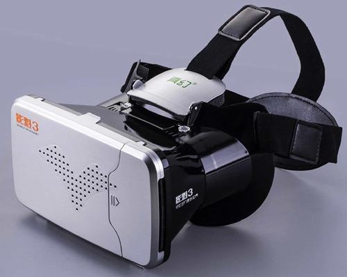 lentes de realidad virtual riem tercera generación 2016