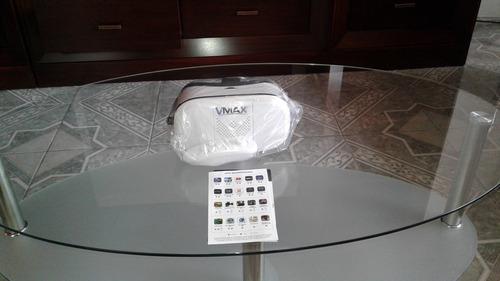 lentes de realidad virtual-vmax