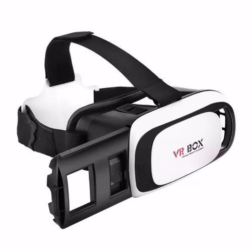 lentes de realidad virtual vr box 12 pagos en pesos
