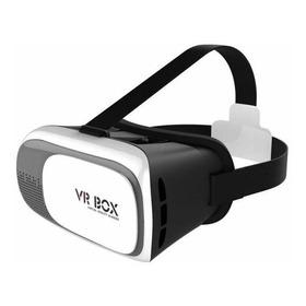 Lentes De Realidad Virtual Vr Box 2.0 Con Control Bluetooth