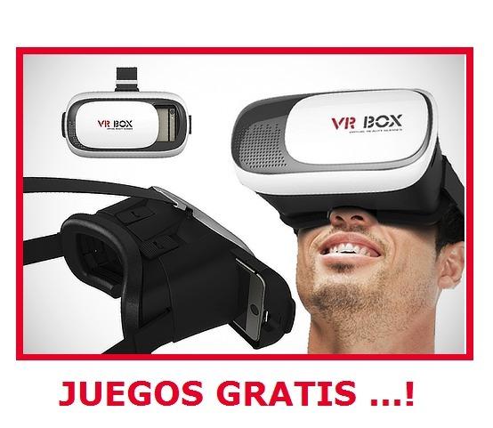 Lentes De Realidad Virtual Vr Box 2 0 Juegos Control S 35 00