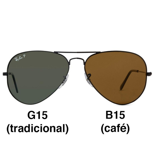 lentes de repuesto para gafas rayban originales polarizados