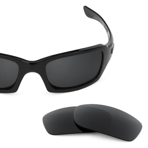 lentes de repuesto polarizadas revant para oakley fives squa
