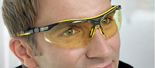 lentes de seguridad karcher con bolsa de microfibra gratis