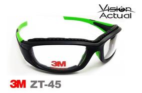 Mitad de precio modelos de gran variedad hermosa y encantadora Lentes De Seguridad Para Medida 3m Zt45 Negro
