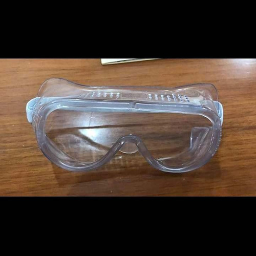 lentes de seguridad tipo avispa supervisor claro