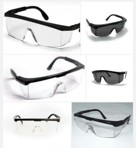 lentes de seguridad tipo avispa y tipo obrero