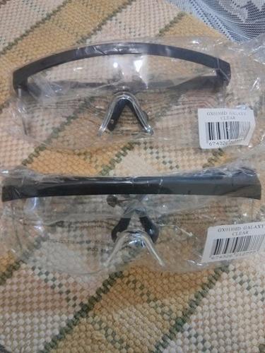 lentes de seguridad transparentes - nuevos