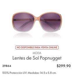 78cdea5607 Lentes Oriflame - Lentes De Sol en Mercado Libre México