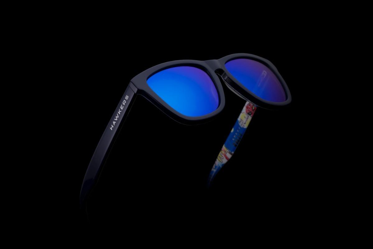bb58f43074 Lentes De Sol Basquiat X Hawkers - Ascent / Clear Blue - $ 995.00 en ...