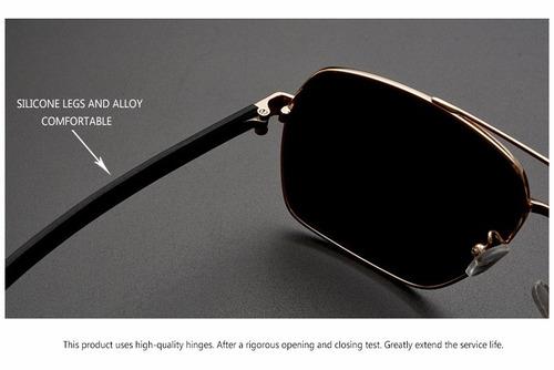 lentes de sol blanche michelle diseño italiano polarizado