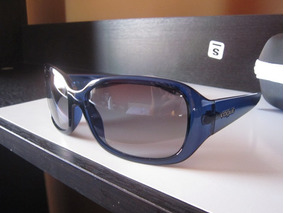 f21c4e0e65 Lentes De Sol Blue /grey Gradient Sunglasses By Vogue