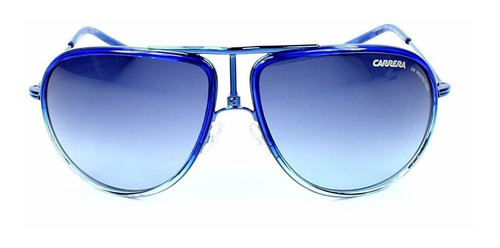 lentes de sol carrera azul marino con proteccion uv