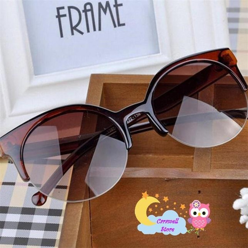 lentes de sol cat eye
