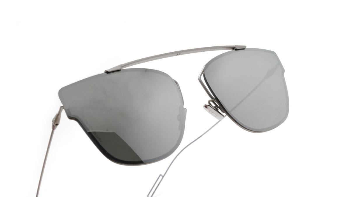 Lentes De Sol Christian Dior Homme 204s Silver -   2,799.00 en ... 9f4efece86a4