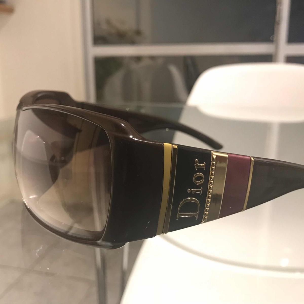 5b16fa2e6f lentes de sol christian dior originales italia impecables. Cargando zoom.