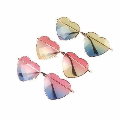 lentes de sol corazón lolita ultima moda