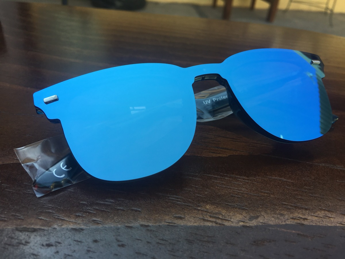 Lentes De Sol D. Franklin Orion Blue -   640.00 en Mercado Libre 6662583b44e8