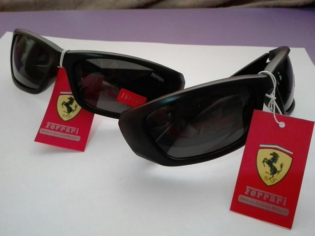 094d62d090 Lentes De Sol De Hombre Ferrari - $ 330,00 en Mercado Libre