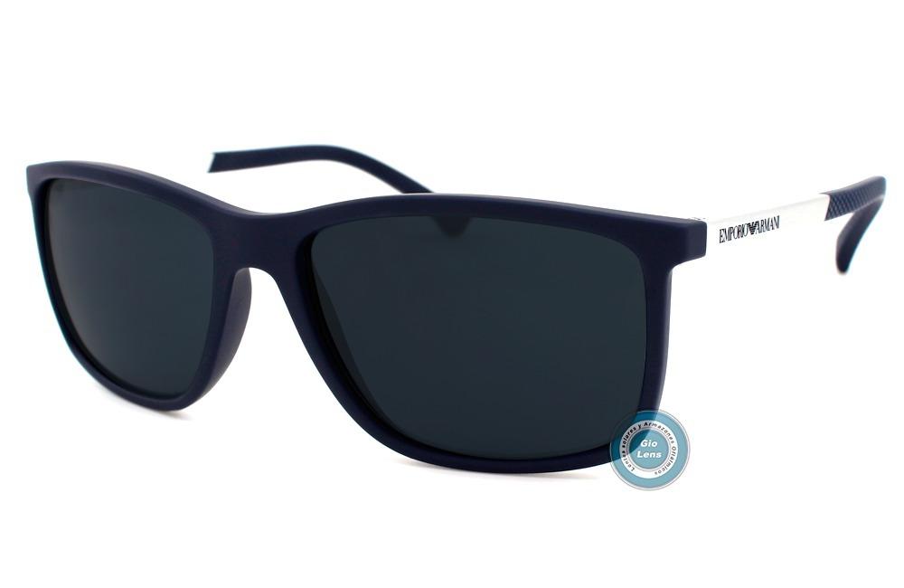 ... emporio armani ea4058-5474 blue rubber - grey. Cargando zoom. b9be74187f