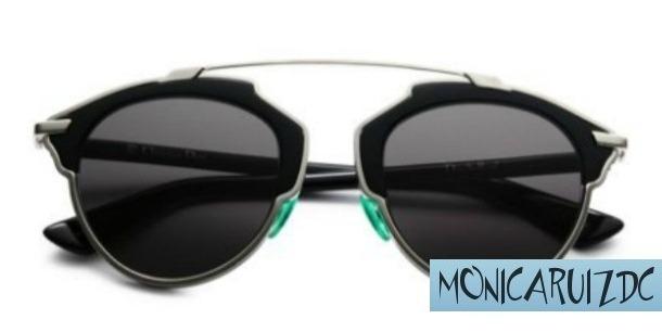 4a69e6595d Lentes De Sol E.stilo Dior So Real Silver Y Negro - S/ 110,00 en ...